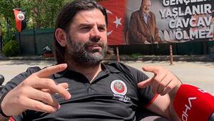 İbrahim Üzülmez: Herkesin Beşiktaşta ne kadar şansı varsa benim de vardır