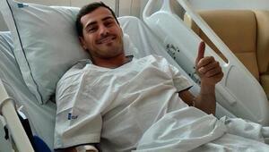 Iker Casillas futbolu bırakmadığını açıkladı