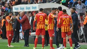 Kayserispor'da gündem transfer Tam 12 futbolcu...