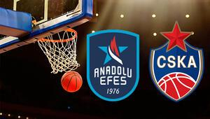 Anadolu Efes-CSKA Moskova final maçı ne zaman saat kaçta hangi kanalda