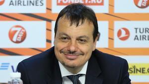 Ergin Ataman: Yarı finali değil, kupayı kazanmak başarı