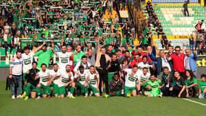 Spor Toto 1. Ligde şampiyon ve play-offa kalan takımlar belli oldu