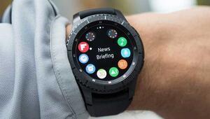 Samsung akıllı saatler için yeni güncelleme yayınlandı
