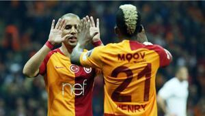 Galatasarayı şampiyonluğa kanatları taşıdı