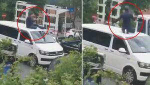 Polis, UBER sürücüsünü aracıyla birlikte götürdü