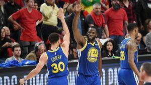Curry ve Green, Warriorsı finale taşıdı