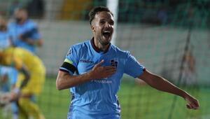 Trabzonsporun Novak sevinci Goller ve centilmenliği...