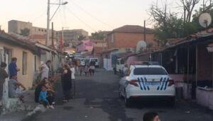 Çorluda otomobille çarptığı 2 polisi yaralayan şüpheli vurularak yakalandı
