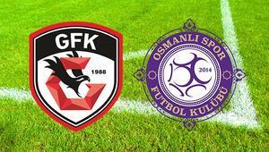 Gazişehir Gaziantep Osmanlıspor maçı ne zaman saat kaçta ve hangi kanalda