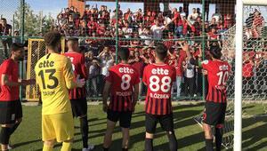 Karagümrük, 14 sezon sonra 1. Ligin kapısında