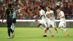 Gazişehir Gaziantep 2-0 Osmanlıspor