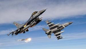 Son dakika: Irakın kuzeyine hava harekatı