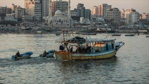 İsrailden Gazzeli balıkçılarla ilgili skandal karar