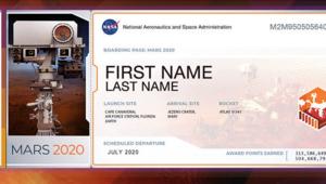 NASA Mars bileti nereden ve nasıl alınır MARS 2020 bileti nedir