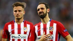 Atletico Madridde yaprak dökümü
