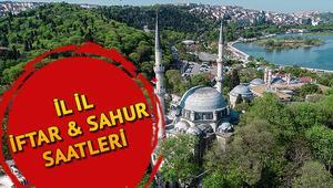 Diyanet 23 Mayıs il il iftar saatleri | İstanbul Ankara ve İzmirde iftar saat kaçta yapılacak