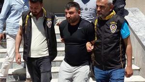 3 polisi otomobille çarpıp, yaralayan şüpheli tutuklandı