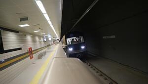 O tarihte hizmete başlayacak... Bakan Turhandan Yeni Havalimanı metrosuyla ilgili açıklama
