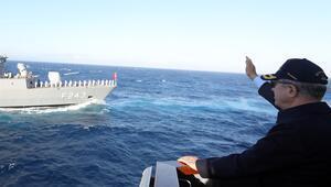 Denizkurdu 2019 Tatbikatı Seçkin Gözlemci Günü