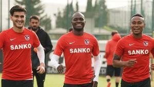 Gazişehir Gaziantep, final için Ankarada