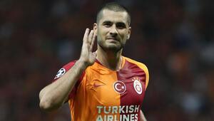 Eren Derdiyok, Galatasaraya veda etti