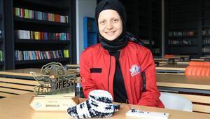 SPli çocuklardan ilham alan Türk öğrenciden uluslararası başarı