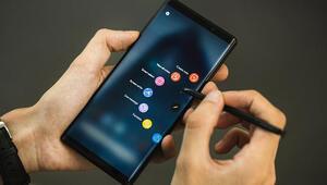 Galaxy Note 10 dışında Samsungtan bir sürpriz daha