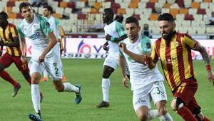 Yeni Malatyaspor 1-2 Bursaspor