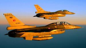 MSB duyurdu Kuzey Irak'a hava harekatı…