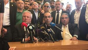 Aziz Yıldırım:  Fenerbahçe Spor Kulübü'nde yönetici olarak yer almayacağım