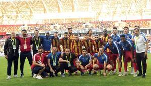Yeni Malatyaspor hedeflerini aştı