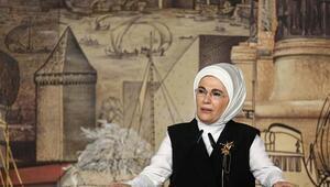 Emine Erdoğan, hayırsever iş insanlarıyla iftarda buluştu