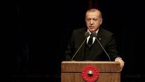 Cumhurbaşkanı Erdoğandan Pençe Harekatı mesajı