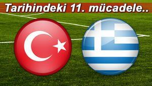 Türkiye Yunanistan maçı ne zaman saat kaçta Milli maç hangi kanalda izlenecek