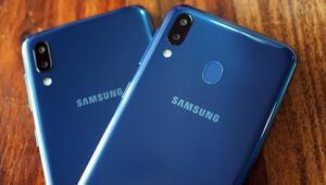 Galaxy M10 ve Galaxy M20 için Android Pie güncellemesi yayında