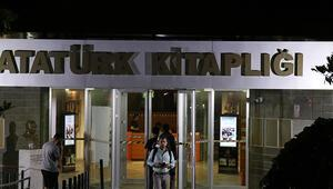 İstanbulda 4 kütüphane bayramda 24 saat açık olacak