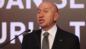TFF Başkanı Özdemirden yabancı kuralı açıklaması Türk futbolu için en iyi çözümü bulacağız