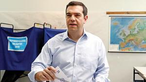 Yerel seçimin ikinci turu için Yunan halkı tercihini yaptı