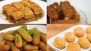 Bayram tatlısı tarifleri: Şekerpare, kadayıf dolması, revani, tulumba, ev baklavası...
