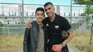 Jose Antonio Reyese oğlundan yürek burkan veda