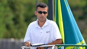 Roland Garrosta bir ilk Türk kule hakemi Serdar Sumer...