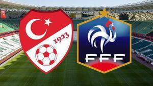 Antoine Griezmann: Türkiyede çok zor bir maça çıkacağız