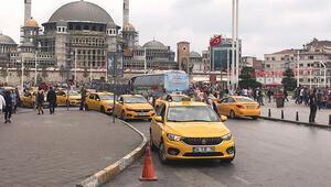 Sarı Uber'e talep 4 bini geçti
