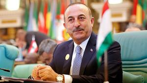 Dışişleri Bakanı Çavuşoğlundan Arakanlı Müslümanlara bayram tebriği