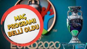 EURO 2020 elemeleri 3. hafta maçları ne zaman