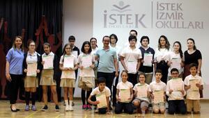 İstek İzmir Okullarından uluslararası başarı