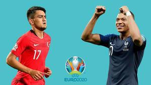 EURO 2020 elemelerinde rakibimiz Fransa iddaada galibiyetimize...