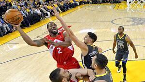 Toronto Raptors 105-92 Golden State Warriors (ÖZET)