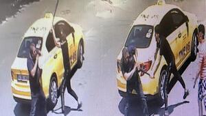 'Sarkıntılık' iddiası… Taksiciyi demir sopayla dövdü