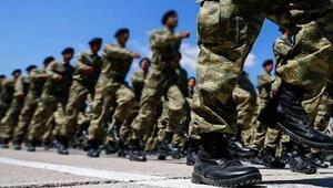Son dakika Yeni askerlik düzenlemesi yarın TBMMye geliyor
